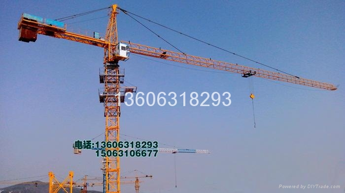 qtz5510塔吊