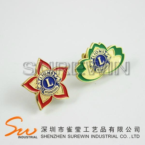 獅子會徽章 1