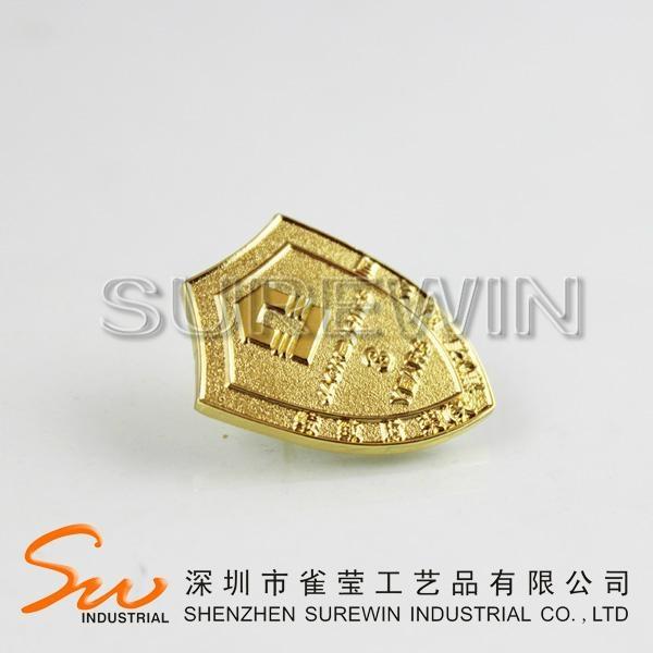 電鍍徽章 1