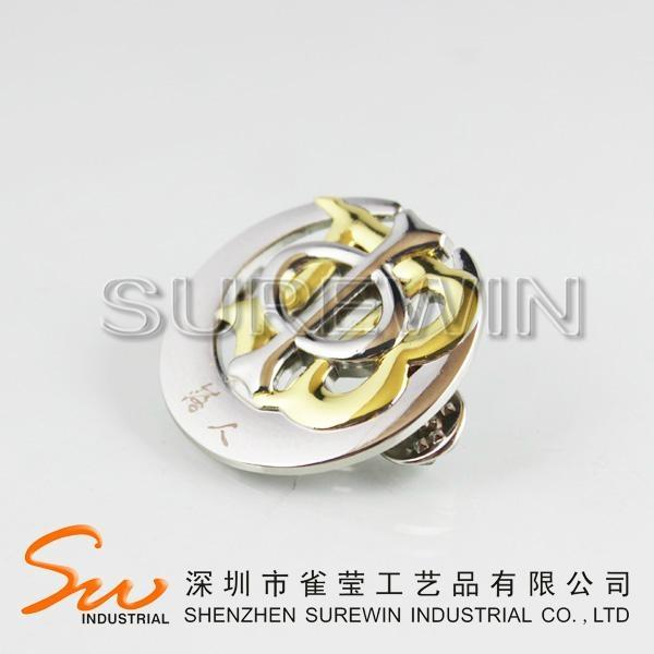 電鍍徽章 2