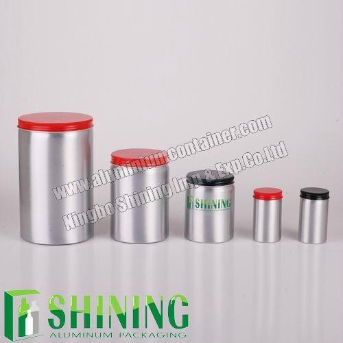 Different Capacity Aluminum Medicine Cans   1