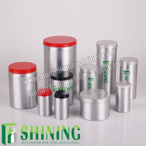 Different Capacity Aluminum Medicine Cans   2