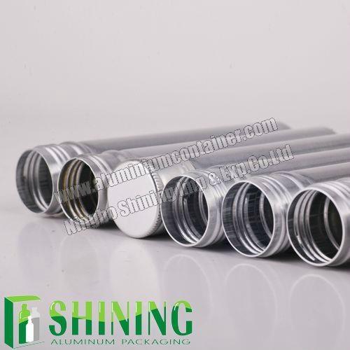 Unique Aluminum Cigar Tube   1