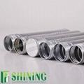 Unique Aluminum Cigar Tube
