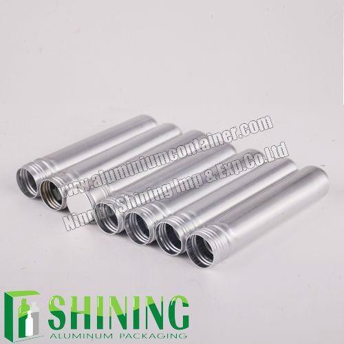 Unique Aluminum Cigar Tube   2