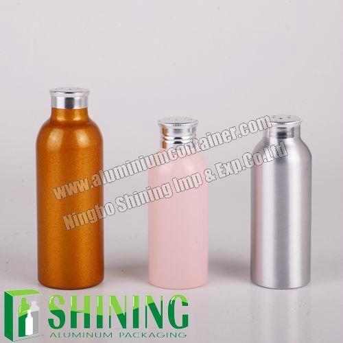 Fashion Aluminum Powder Bottle with Screw Cap   2