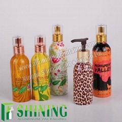 Fashional Aluminum Cosmetics Bottle