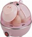 Lovely cartoon electrical egg boiler 3