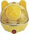 Lovely cartoon electrical egg boiler 4