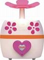 Ultrasonic Aroma Humidifier 4