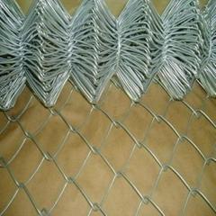 煤矿支护用锚网