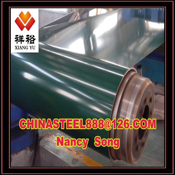 China Manufacture Of Color Coated Steel Roll 2