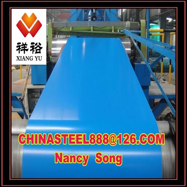 China Manufacture Of Color Coated Steel Roll 4