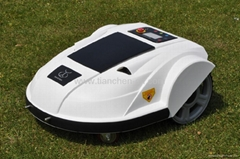 S510 Newst  automatic robot lawn mower area function