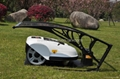 S510 Newst  automatic robot lawn mower area function 3