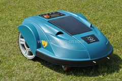 2013 newst style  cordless robot lawn mower S510