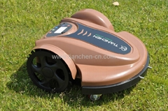 2013 new style automotic robot lawn mower  TC-158N with lead-acid battery