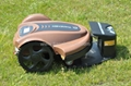 2013 new style automotic robot lawn mower  TC-158N with lead-acid battery 2