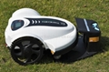 2012 newst style with LCD robot lawn mower TC-158N 2