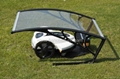2012 newst style with LCD robot lawn mower TC-158N 3