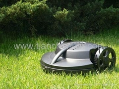 eletrical smart  robot lawn mower TC-G158 with lead-acid battery