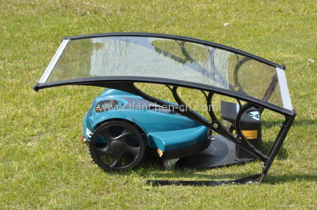 NEW 2013 ROBOMOWER TC-158N AUTOMATIC ROBOT LAWN MOWER + FREE SPARE BLADE 3