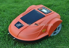 ultrasonic sensor touch sensor working schedule lawn mower  S510