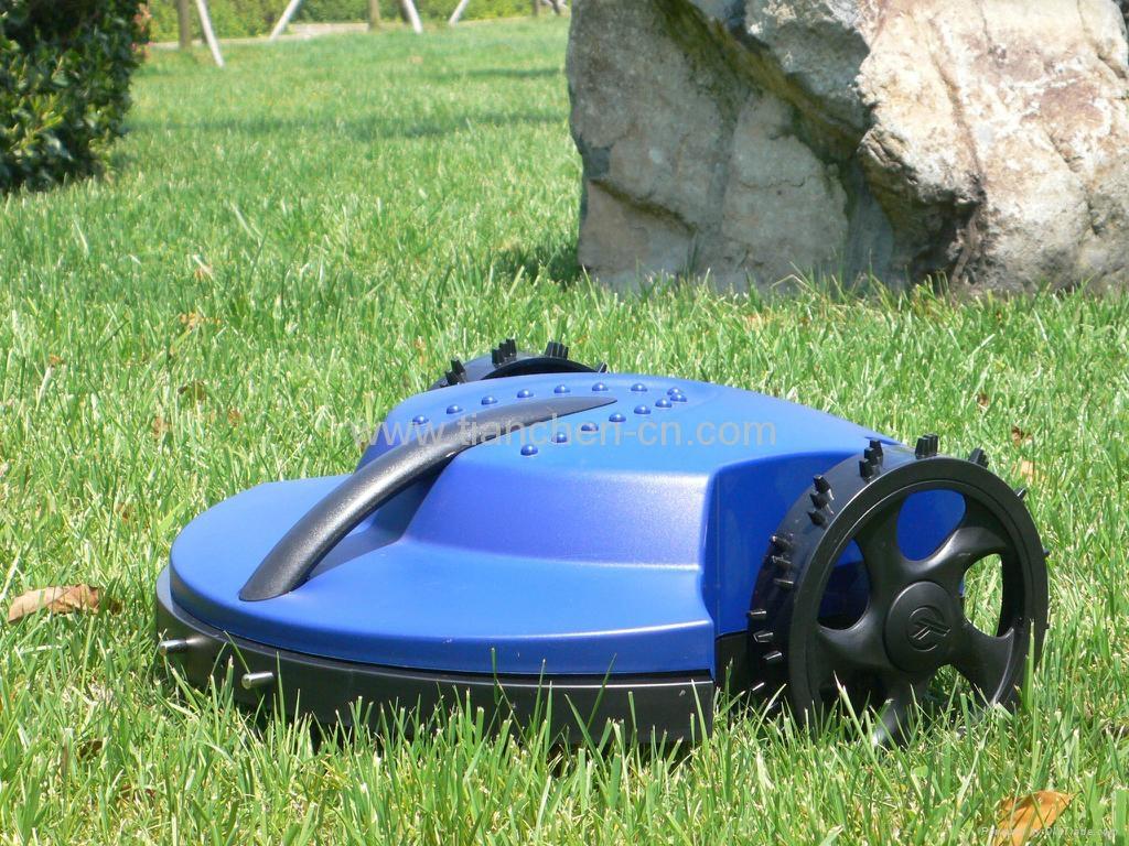 auto re-charing robot garden mower TC-G158 Li 5