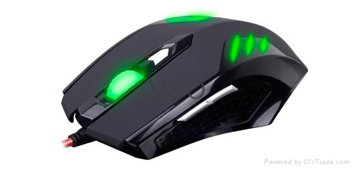 Computer mouse brands USB Wired Gaming Mouse DPI 2000 ...