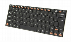 Black Mini Wireless Keyboard for Android Tablet PC/iPad