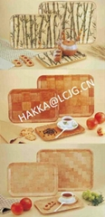 Bamboo Serving Tray / Wooden Tea Tray / Coffee serving tray Manufacturer