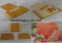Bamboo cutting board-wooden cutting