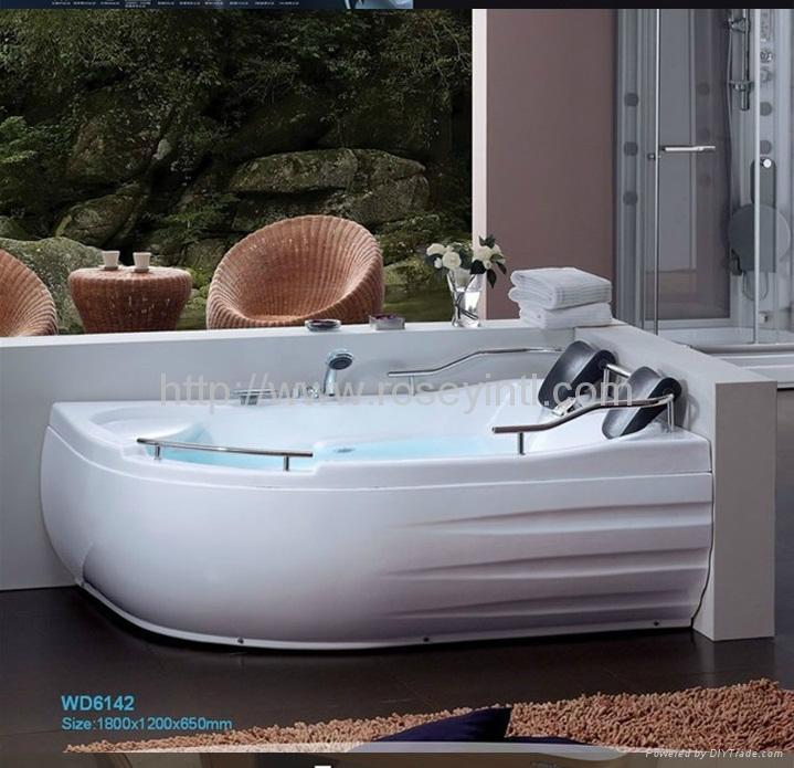 whirlpool bathtub massage bathub acrylic bathtub 1