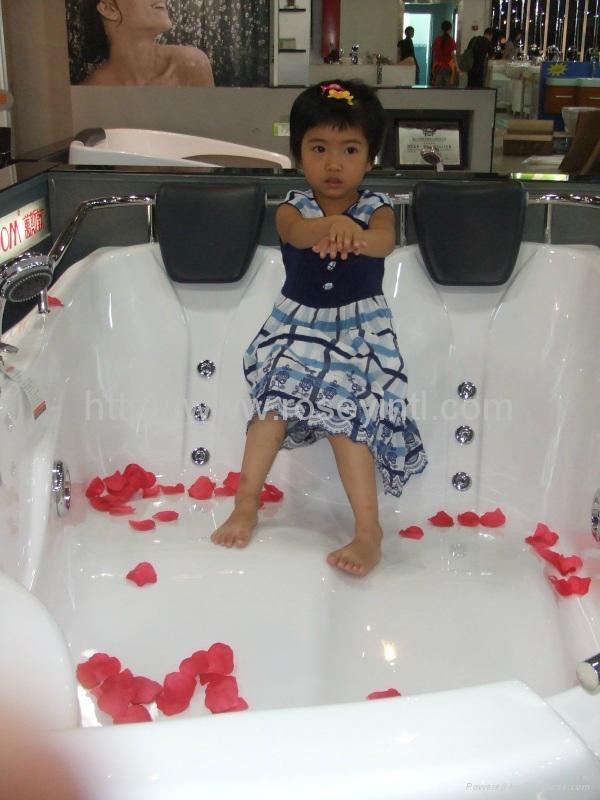 whirlpool bathtub massage bathub acrylic bathtub 2