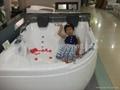 whirlpool bathtub massage bathub acrylic bathtub 3