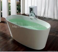 freestanding bathtub soaking bathtub