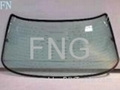 back glass for toyota