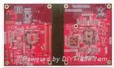 16 Layers Rigid-Flex PCB