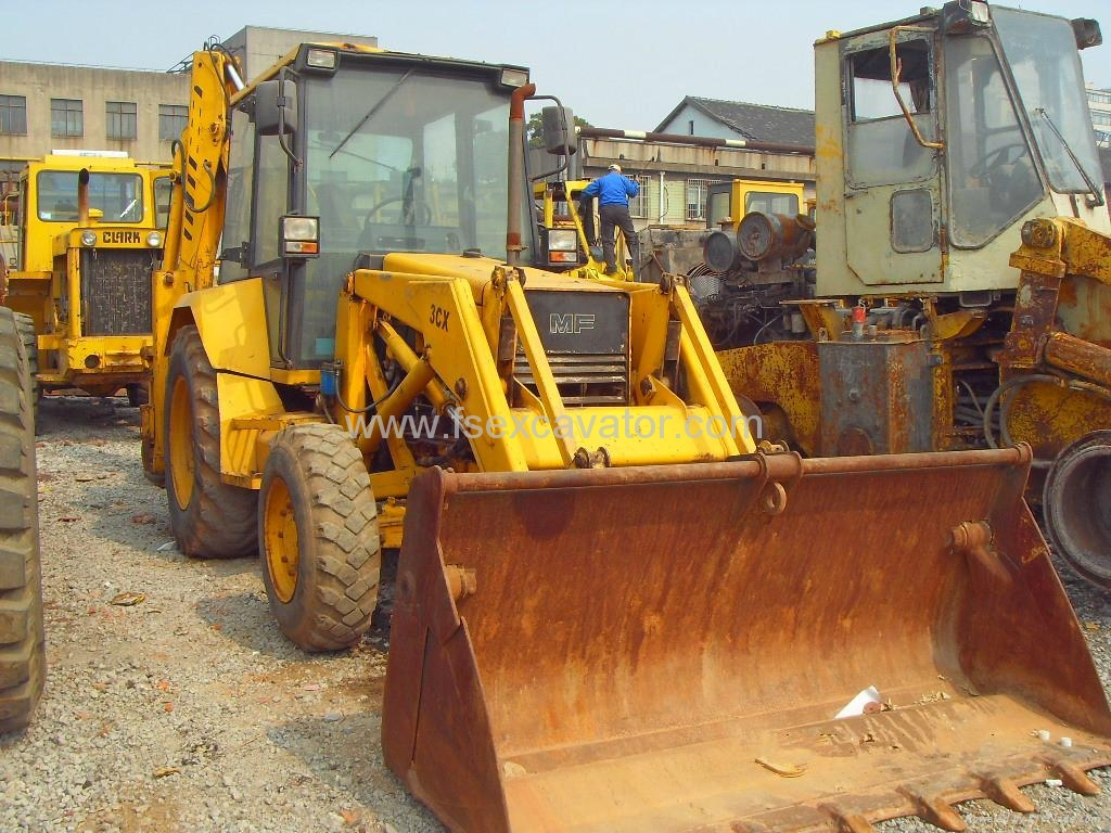 used construction machinery backhoe loader jcb 3cx 2
