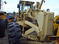 Used Bulldozer  in Shanghai China Komatsu GD 705A