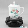 ceramic mug with lip 1