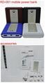 dual USB ports 10000mAh universal