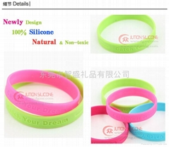 silicone hand ring