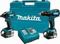 NEW Makita LXT239 18-Volt LXT Lithium-Ion Brushless Cordless 2-Piece Combo Kit W