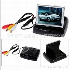 2013,new product,,3.5 inch stand alone ,monitor with TFT LCD