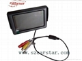 Good product 4.3 inch LCD stand alone monitor T04358 2
