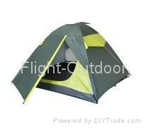GOOD DOUBLE WALL TENT FOR 3 PERSONS 1