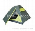 GOOD DOUBLE WALL TENT FOR 3 PERSONS