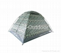 Hot Sale Summer 2 Personsc camo Tent