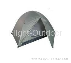 Camping Double Wall Tent For 2 Persons